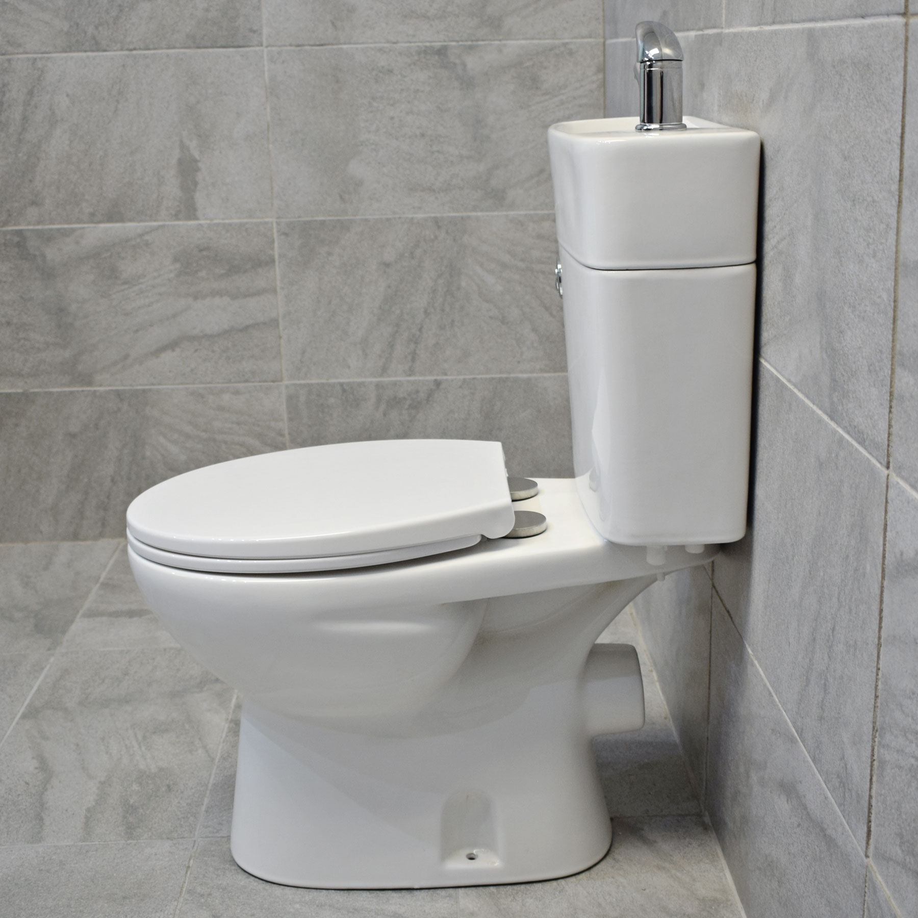 Duo All In One Toilet Basin Sink Space Saving Combination Pack ...