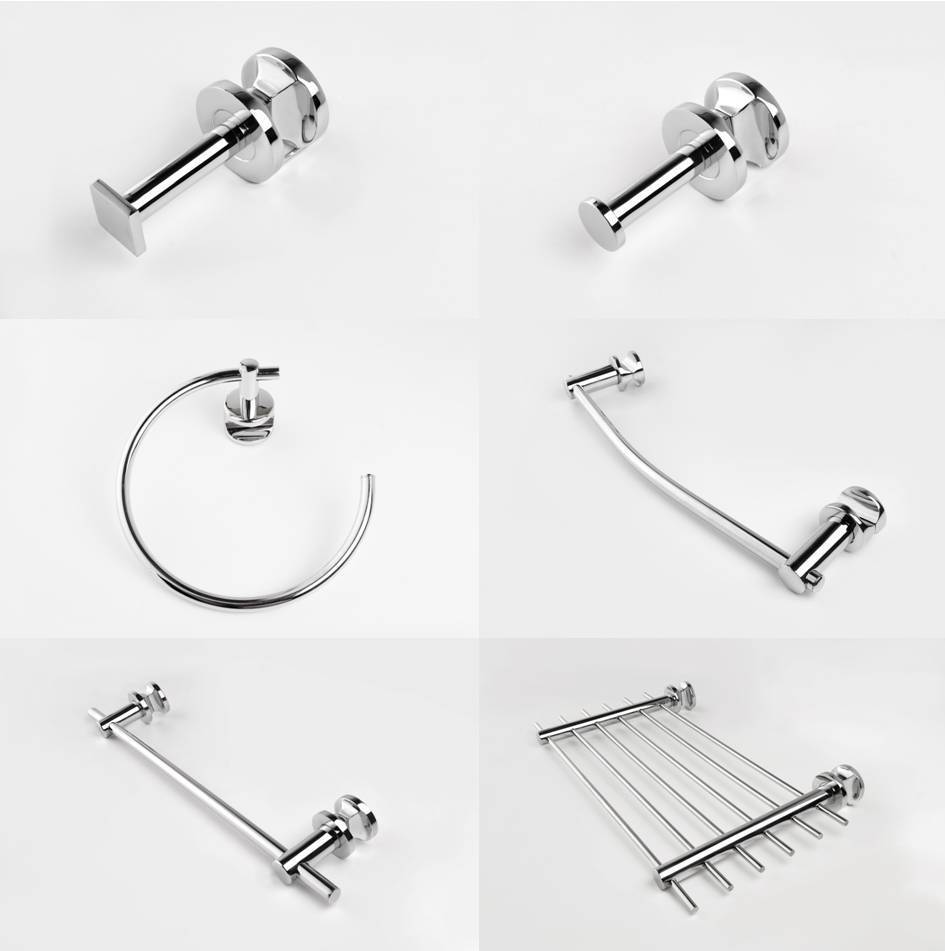 1pc Heated Towel Rail Holder Bathroom Accessories Towel: Heated Towel Rail Accessories Inc. Towel Hooks, Rings