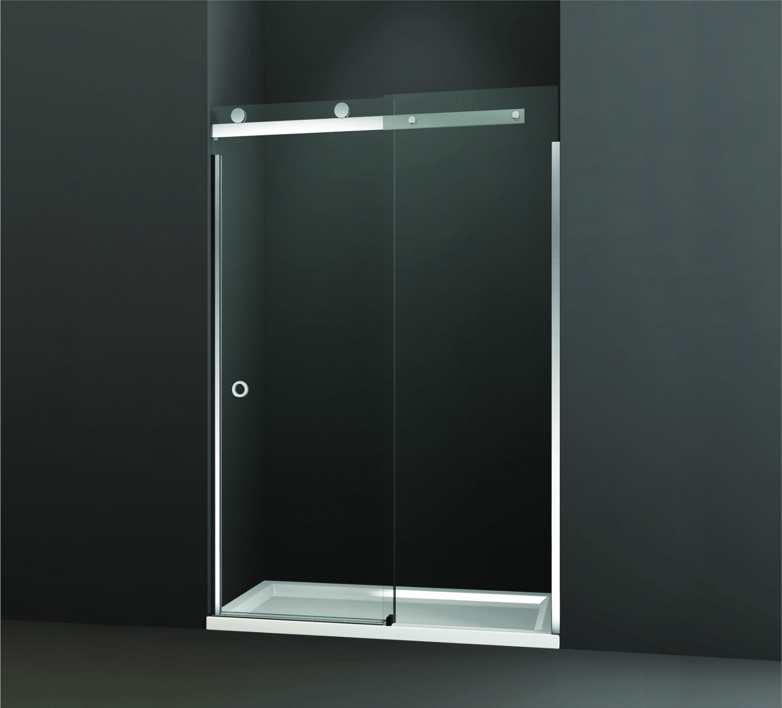 Merlyn Series 10 Sliding Shower Door With Tray Option 5 Sizes Tewp