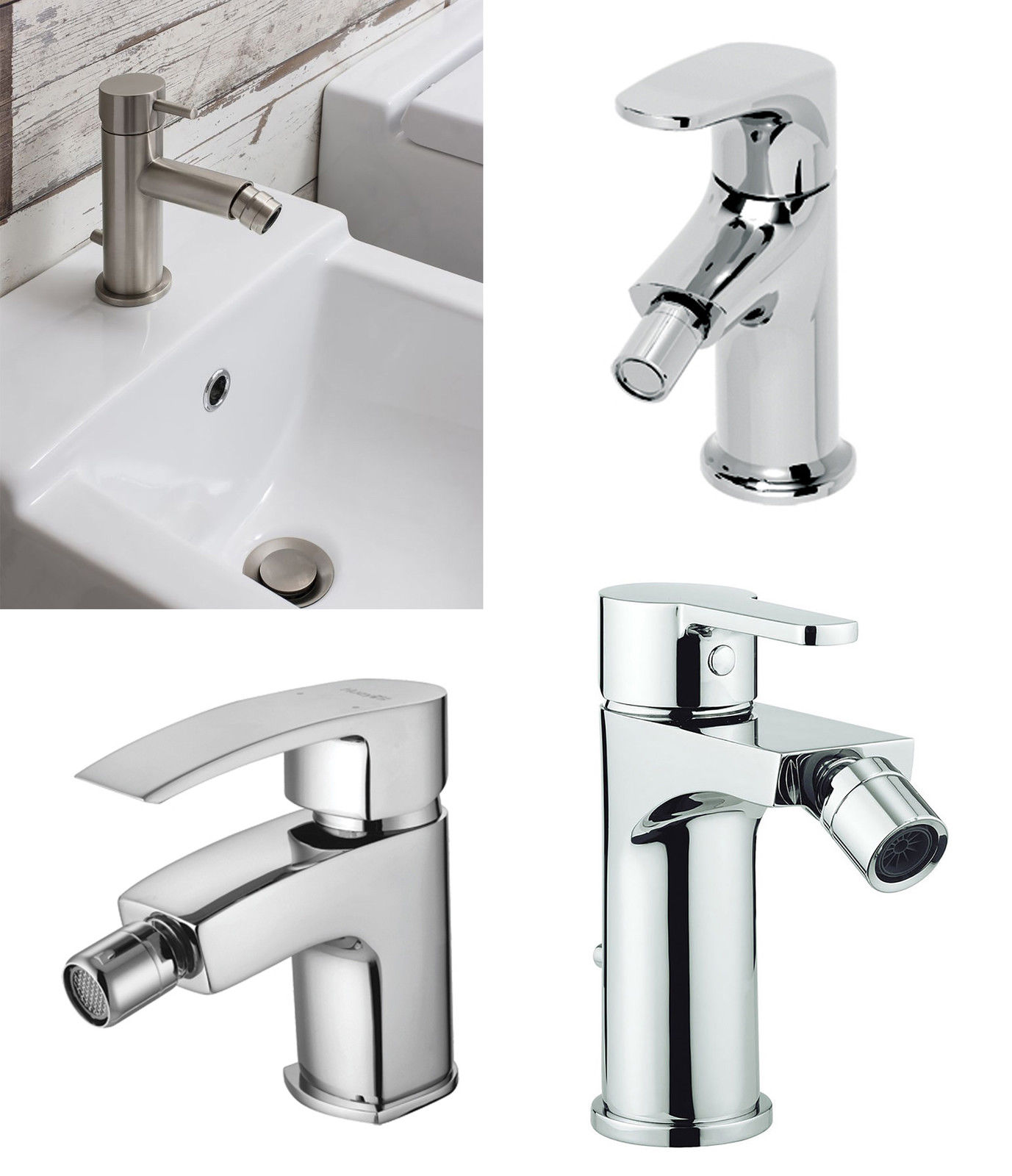 Bristan Rare + Crosswater Bidet Taps Clearance Bargain! Up To 90 ...