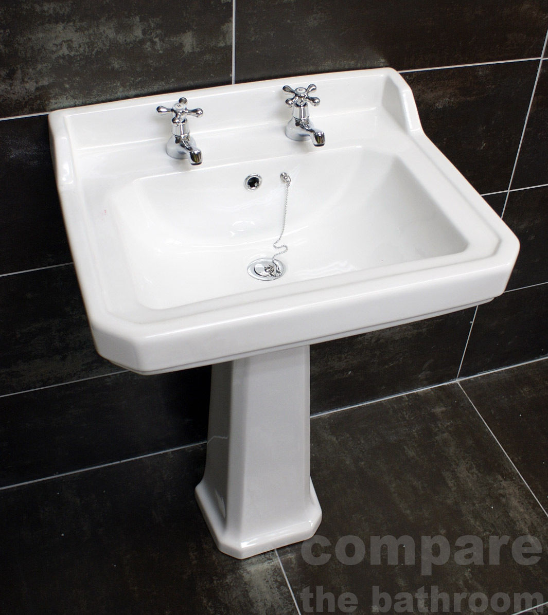 Carlton Traditional Victorian Toilet Amp Basin Sink Set